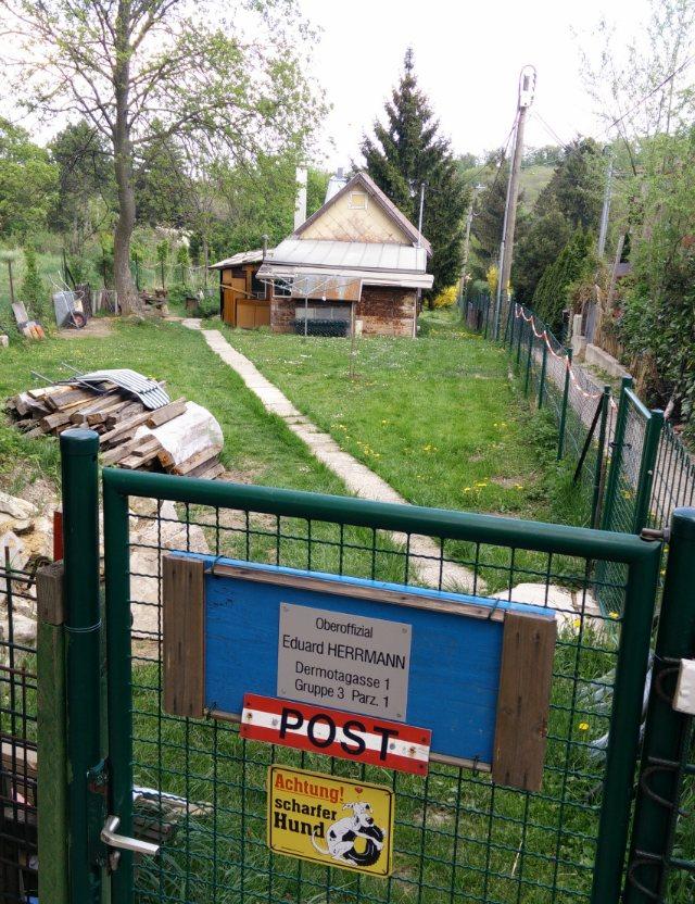Kleingarten Recherche | Q-Box Wohnmodule
